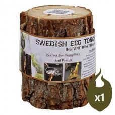 Green Olive Swedish Torch