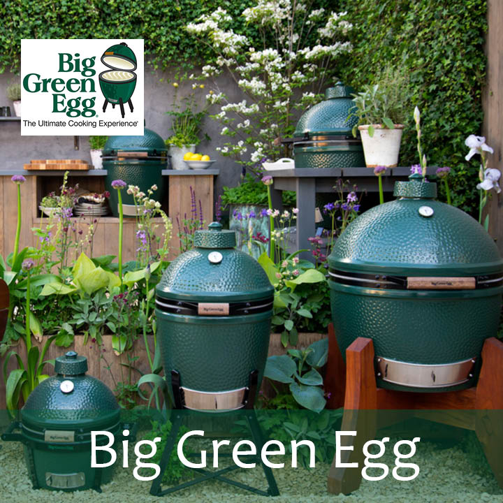 Big Green Egg BBQs