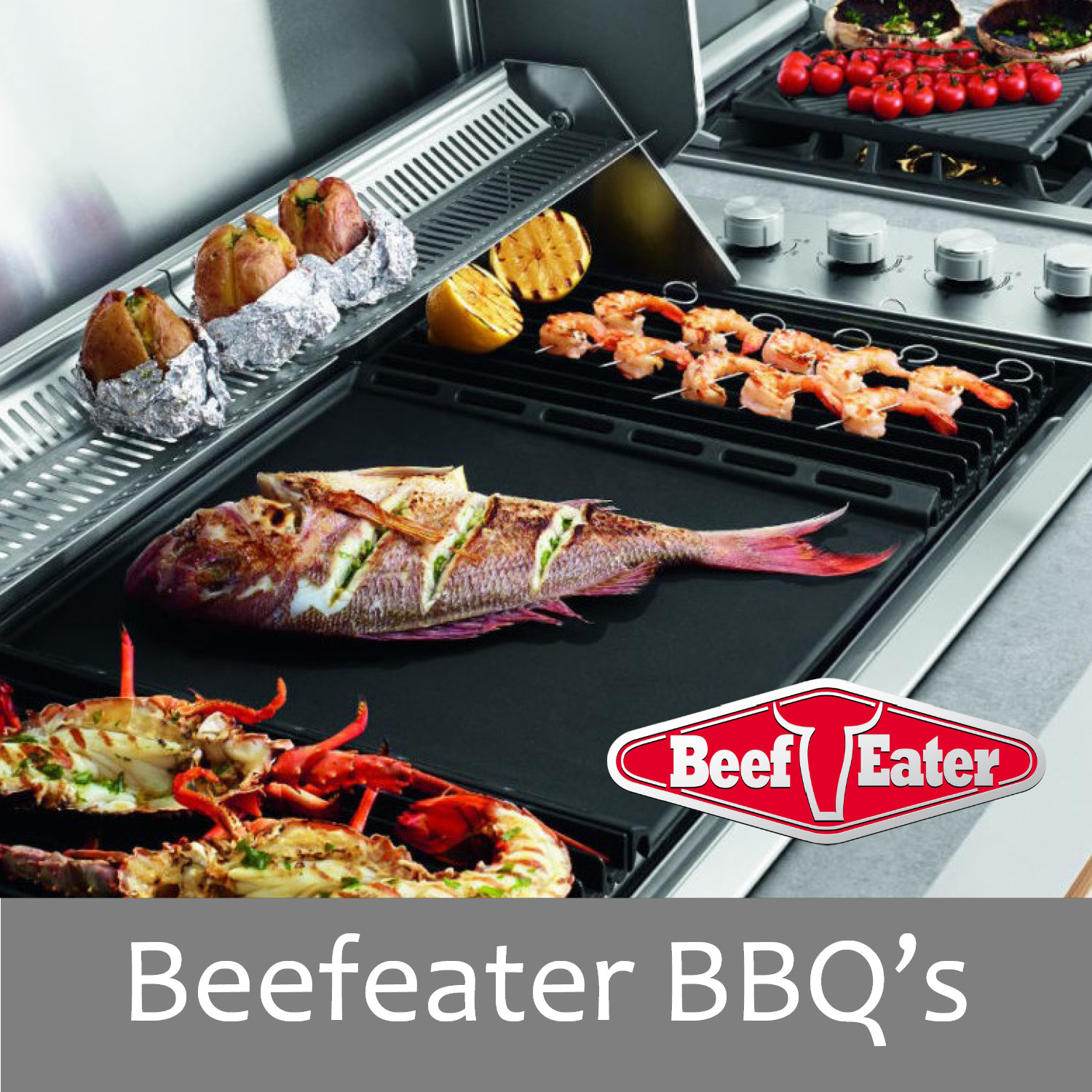 Beefeater BBQs